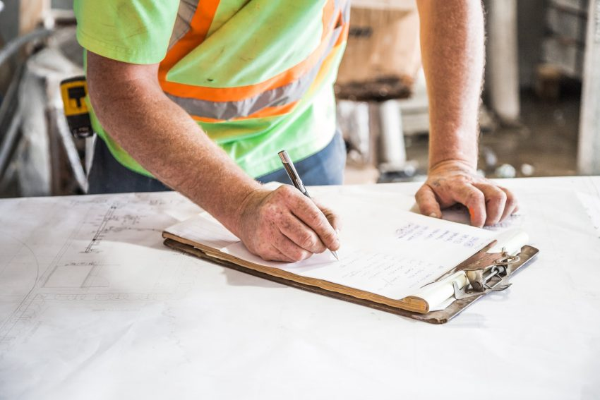 concrete contractor estimate