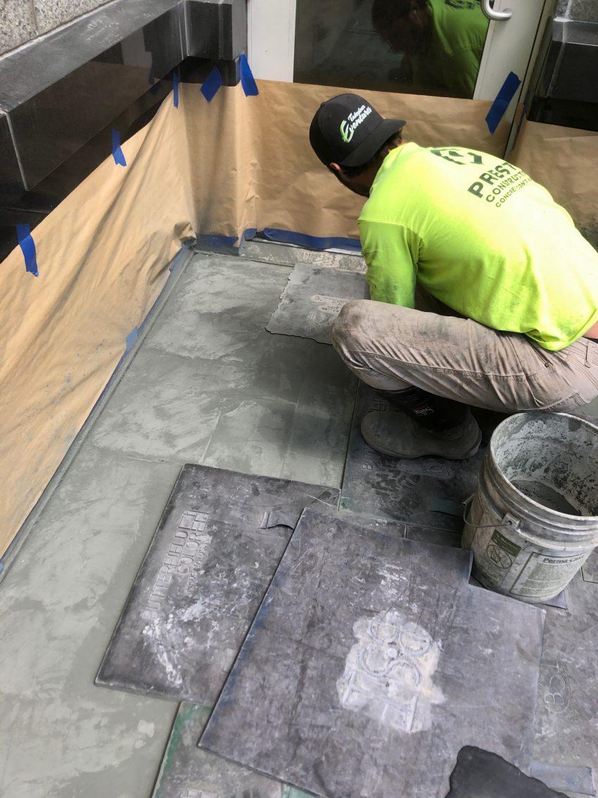 concrete work pants