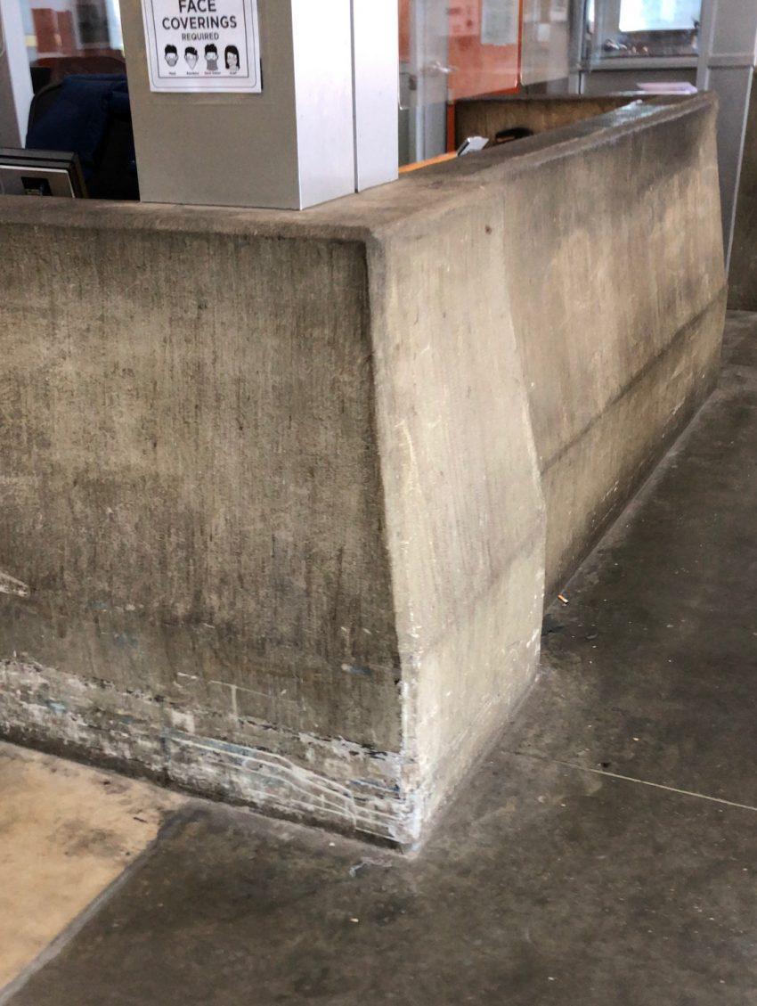 interior barrier wall